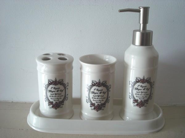 Objet deco retro salle de bain ~ Solutions pour la décoration ...