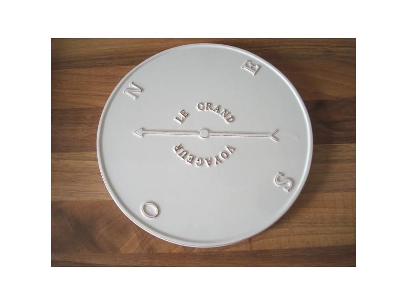 """Dessous de plat """"Le grand voyageur"""" pour la cuisine"""